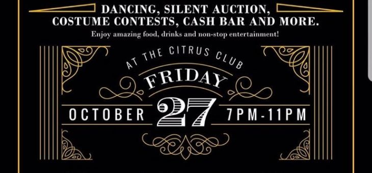 Join NIYC at the Citrus Club